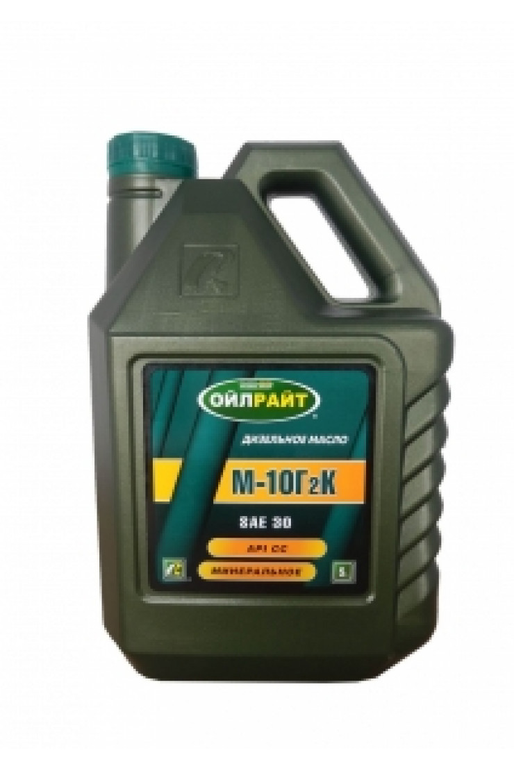 OIL RIGHT М10Г2К 5л